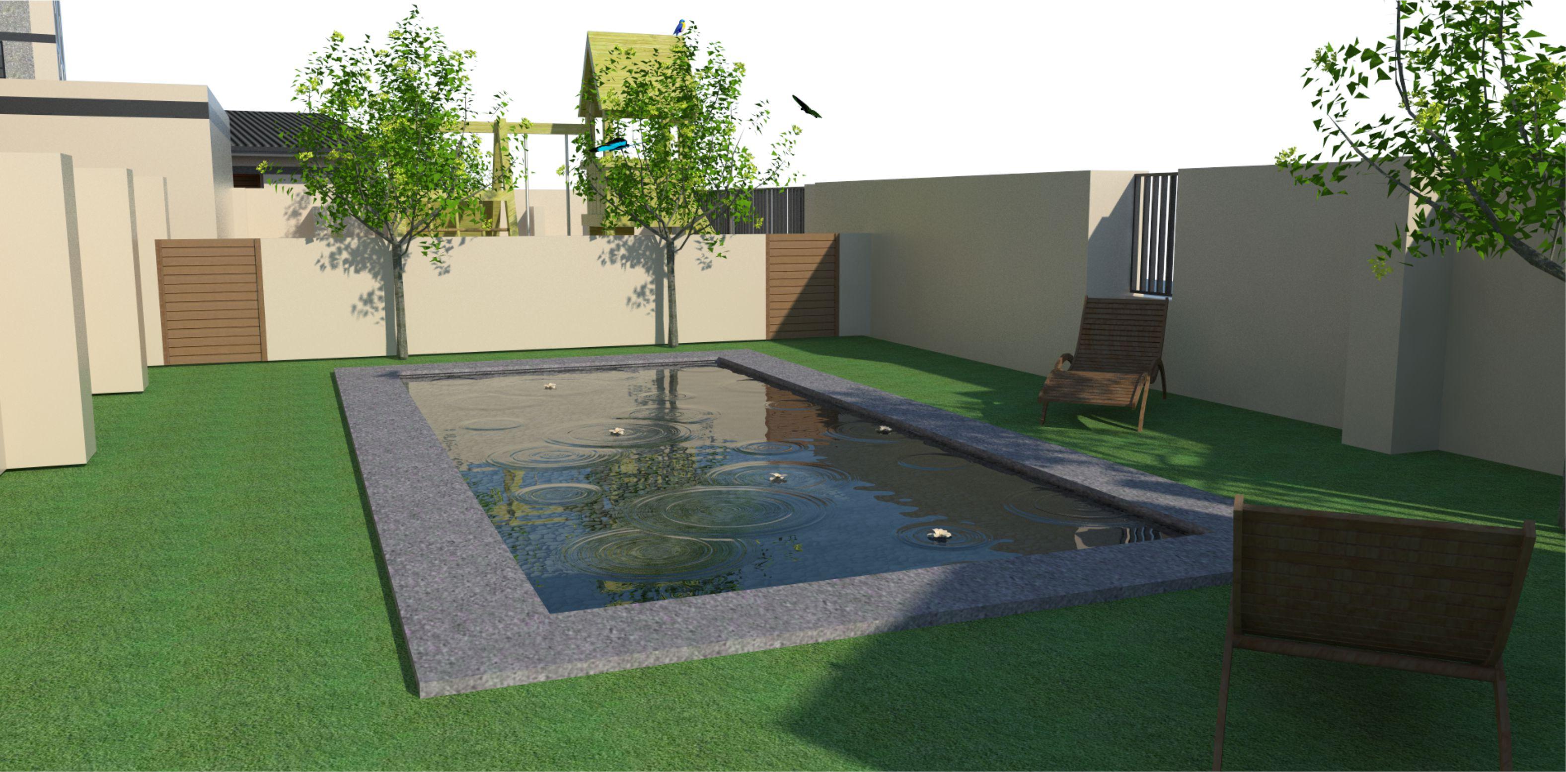 Millfield Gardens Pool